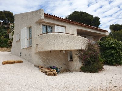 Photo for Villa Bandol full sea view with large pool