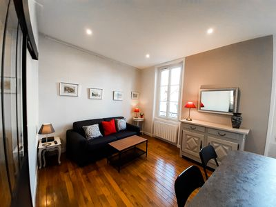 Photo for Two-room apartment, bright and cozy