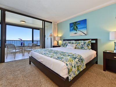 Photo for Immaculate Oceanfront Studio on the Water w Amazing Ocean Views-MK 602