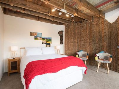 Photo for Bed in a Shed Too Clare Valley Luxury Vineyard Stay