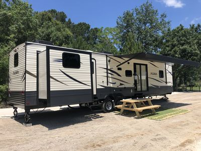 Photo for Cozy camper in the center of gulf shores