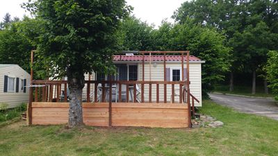 Photo for 2BR Mobile Home Vacation Rental in Le Bleymard, Occitanie