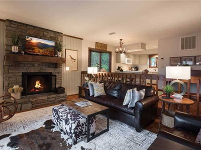 Photo for Blowing Rock, Chetola Resort Renovated Mountain Chic condo - walk to town!
