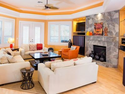 Photo for Five Bedroom Family Friendly Home Located on Bay Side of Captiva! Orange-U-Glad