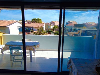 Photo for M57 - Marcelli, two-room apartment with terrace 100 meters from the sea 15