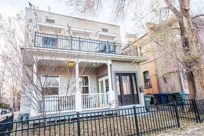 Welcome to our Historic 3Br Home in Heart of SLC, Close to Skiing!