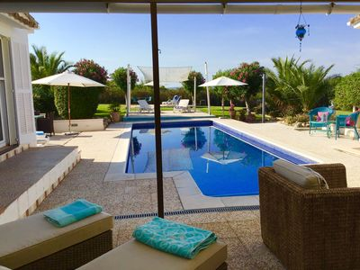 Photo for 3BR Villa Vacation Rental in Alcudia, mallorca