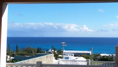 Photo for Centrally Located Apartment with Ocean Views