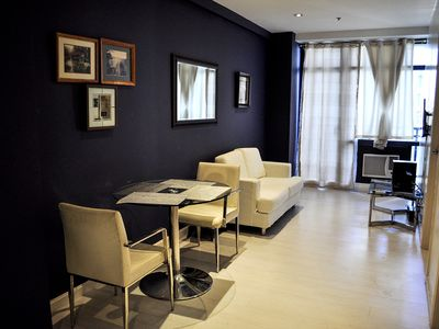 Photo for 1Bedroom Cozy Makati CBD  @Gramercy 1425