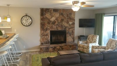 Photo for Indian Pointe 2 Bed 2 Bath Overlooking the Pool Staring Out to the Main Channel