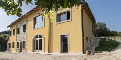 Photo for countryside villa on the hills surrounding Verona