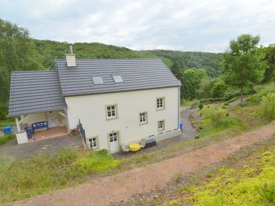 Photo for Modern appartment with two badrooms at the edge of a small Eifel village