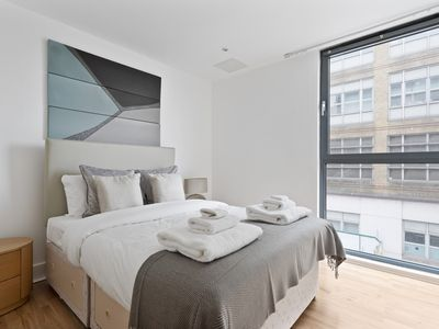 Photo for Bright 2-Bed/2 Bath apartment in Chelsea