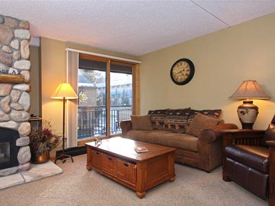 Photo for Breckenridge Ski-In/Ski-Out located in Downtown Breckenridge! Pool/Hot Tub Access!