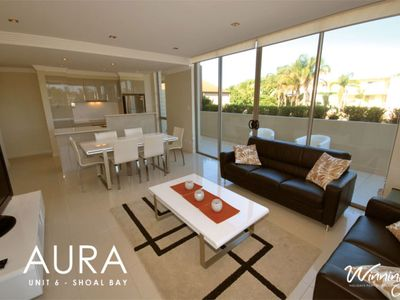Photo for Shoal Bay Road, Aura Apartments, Unit 06, 59