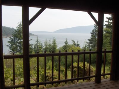 Photo for WONDERFUL VIEWS - Orcas Island's peaceful eastside