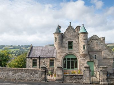 The Five Turrets: stay in Scotland in style in a historic four-bed holiday home