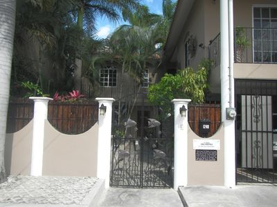 Photo for CASA OKLAHOMA in Cozumel Mexico is beautiful, private oasis 3 blocks from Ocean.