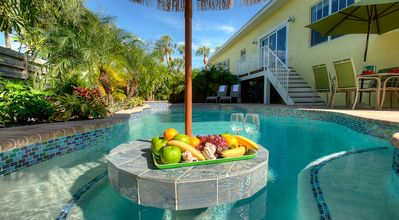 Photo for Private Pool with May Availability! Hawaiian Hideaway: 4 BR/ 2 BA
