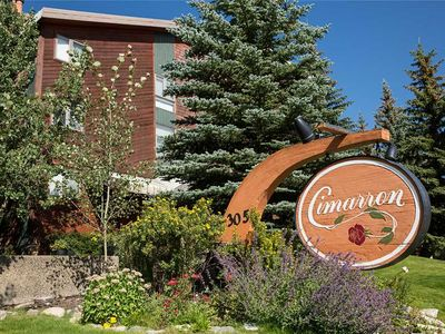 Photo for Very nice 2 bedroom in Breckenridge! Easy walk to town!
