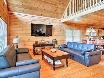 Photo for Updated Pigeon Forge Cabin w/5 Master BRs+ Hot Tub
