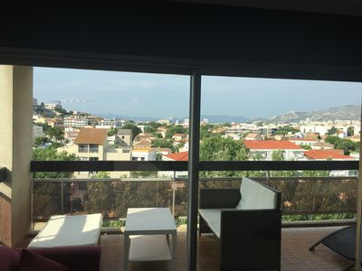 Photo for 32SQM  STUDIO WITH TERRACE - POINTE ROUGE