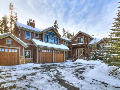 Photo for Massive View Home. Hot Tub. Pool table. 5,600 Square Feet. All Beds have Baths