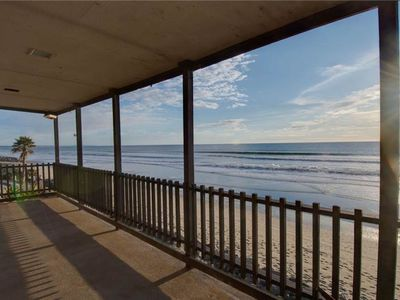 Photo for SUPERB BEACH FRONT HOLIDAY HOME FOR A LOVELY RETREAT