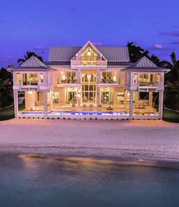 Photo for * Brand New Construction - Sun Serenity Villa in Private Cayman Kai *