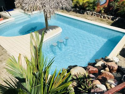 Photo for Private house with pool in the heart of Jacó town