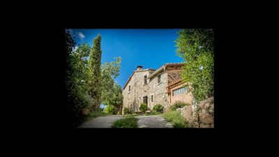 Photo for 4 bedroom Villa, sleeps 8 in Bigues i Riells with Pool and WiFi