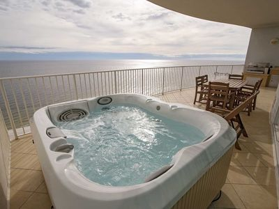 Photo for Summer Rates Dropped  ~ Gulf Front ~ Hot Tub/Grill on Balcony ~ Turquoise Place 1506C