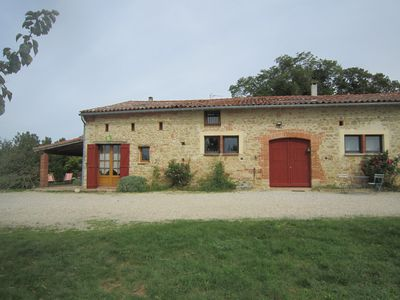 Photo for Le Cavalier Charming Cottage in Lauragais