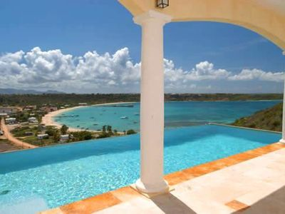 Photo for Spyglass Hill Villa - Anguilla
