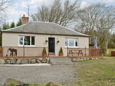 Photo for 3 bedroom property in Gleneagles. Pet friendly.