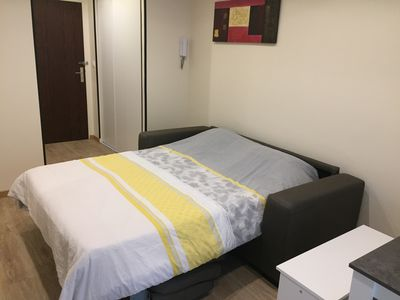 Photo for 2 ROOMS MODERN AND NEW WITH PARKING IN CANNES