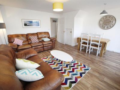 Photo for A fabulous holiday home in a quiet spot, close to the beach with contemporary coastal style interior