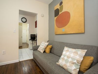 Photo for Hamilton Heights: Lovely 3 Bedroom