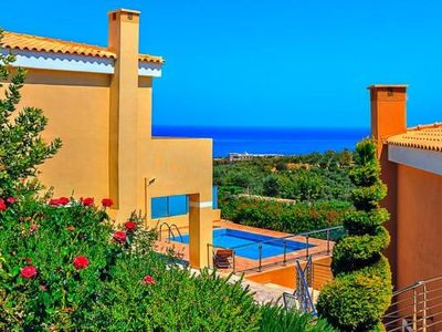 Photo for Holiday resort Carme Villas, Rethymnon  in Kreta - 5 persons, 2 bedrooms