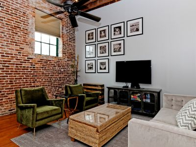 Photo for Hip Historic Loft Downtown