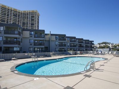 Photo for Great Ocean View - 2 Bedroom, 2 Bath - A Place at the Beach IV #136