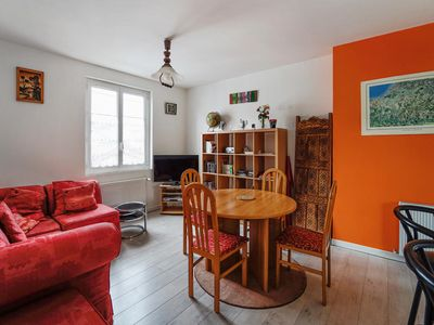 Photo for Nice apartment in town house 10 minutes from the beach - Maeva Individual - 3 room apartment 5 people Confort