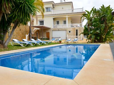 Photo for Large Mijas Golf 5 Bed Villa with Private Pool