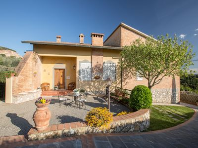 Photo for 4BR Villa Vacation Rental in Montaione, Toscana