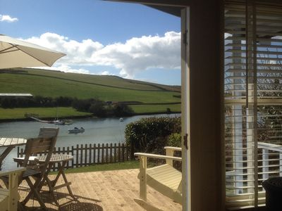 Photo for Creekside Cottage Adjacent to Frogmore Creek, Part Of The Salcombe Estuary