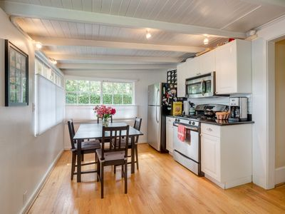 Photo for Beautiful Home near Stanford & Sand Hill Rd