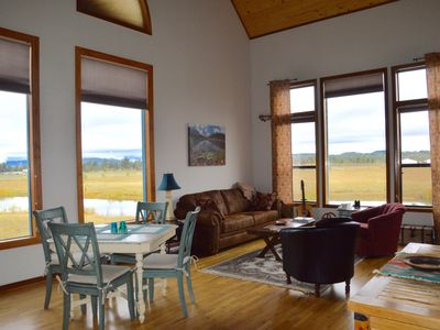 Photo for Peregrine Retreat: Beautiful Pagosa Springs Townhome with Amazing Views