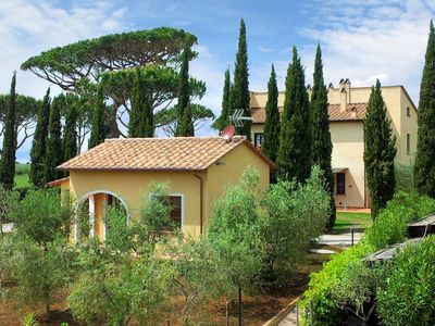Photo for Vacation home Podere Tre Termini (CEC173) in Cecina - 2 persons, 1 bedrooms