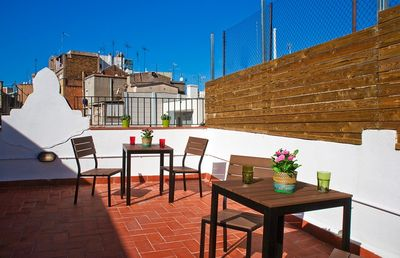 Photo for Apartment 410 m from the center of Barcelona with Internet, Air conditioning, Lift, Balcony (443073)