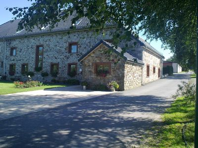 Photo for Extremely spacious residence nearby tourist cities such as Stavelot and Malmédy
